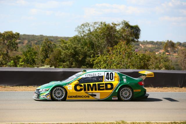 Felipe Fraga supera favoritos e fica com a pole-position em Curvelo Lauro Alves / Agência RBS/Agência RBS