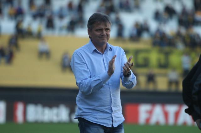 No radar do Inter, Luiz Carlos Winck não tem multa rescisória no Criciúma Caio Marcelo / Especial/Especial