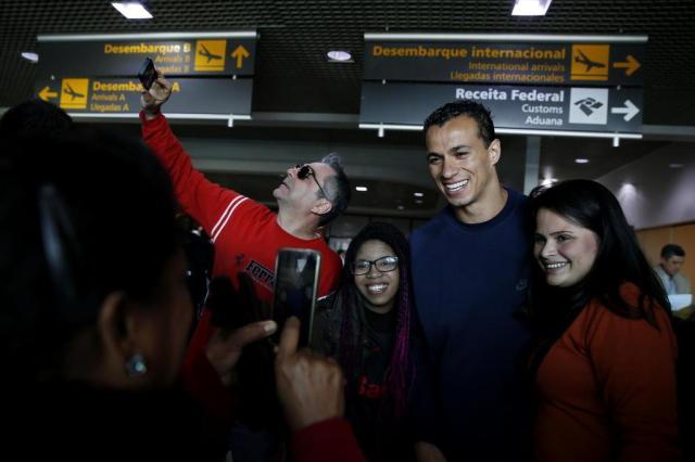 Inter oficializa retorno de Leandro Damião Mateus Bruxel/Agencia RBS