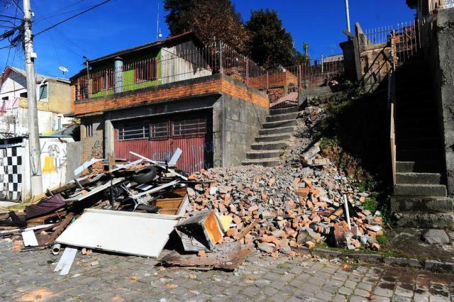 Chacina em Caxias do Sul segue sem respostas Porthus Junior/Agencia RBS