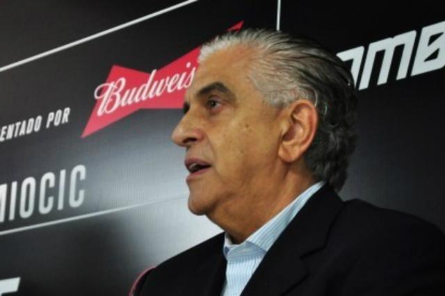Alegando problemas pessoais, Mario Celso Petraglia pede licença do Atlético-PR Bruno Baggio / Atlético-PR/Atlético-PR