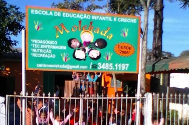 Escola infantil de Viamão busca R$ 90 mil para fazer reformas e ampliar atendimento Arquivo Pessoal/Arquivo Pessoal