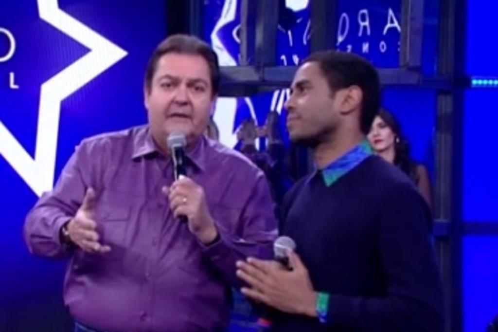 """""""Comunidade e favela é tudo a mesma porcaria"""", desabafa Faustão TV Globo/Reprodução"""
