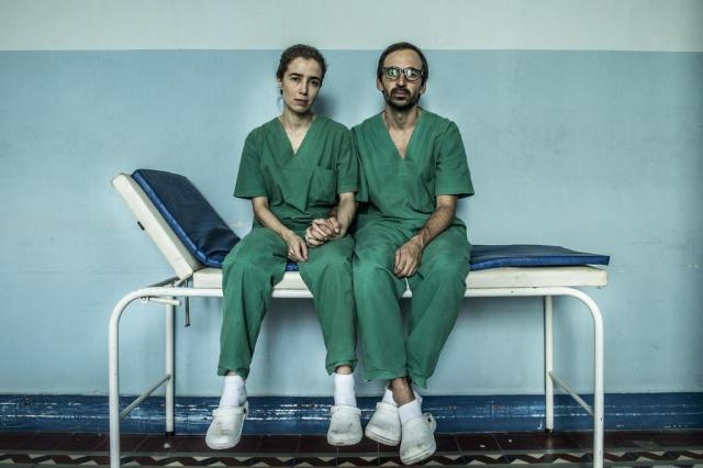"""Série """"Sob Pressão"""" vai mostrar a realidade de médicos brasileiros que salvam vidas em hospital público Mauricio Fidalgo/TV Globo/Divulgação"""