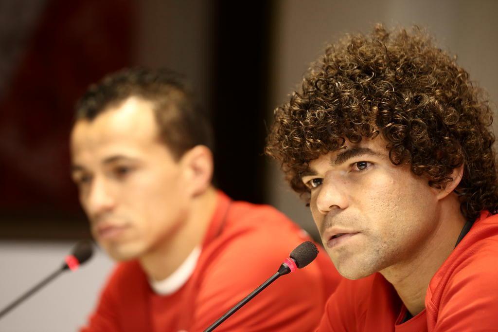 Reforço do Inter, Camilo tem nome publicado no BID