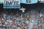 O ano de 2005 foi o maior movimento popular da história do Grêmio Valdir Friolin/Agencia RBS