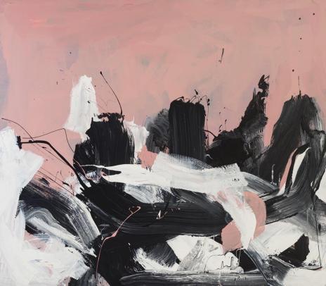 Gelson Radaelli apresenta nova série de pinturas no Margs (Fábio Del Re/VivaFoto)