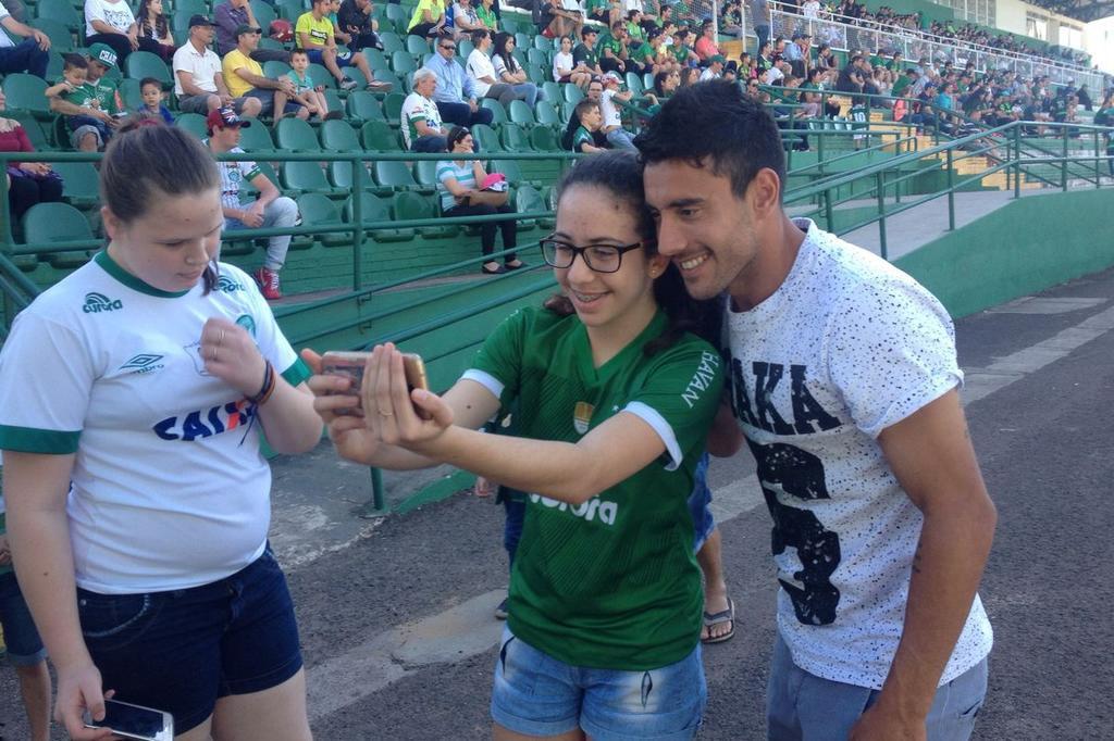 Ypiranga empata com a Chapecoense em jogo-treino — Série C