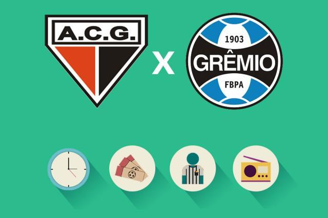 Atlético-GO x Grêmio: tudo o que você precisa saber para acompanhar a partida Arte ZH/