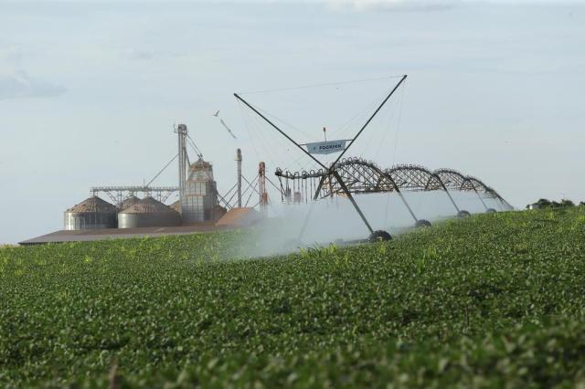 Custo da energia sobe e pode tornar irrigação mais cara Fernando Gomes/Agencia RBS