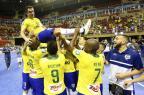 Falcão retorna à seleção brasileira de futsal com dupla função NR Eventos/Divulgação