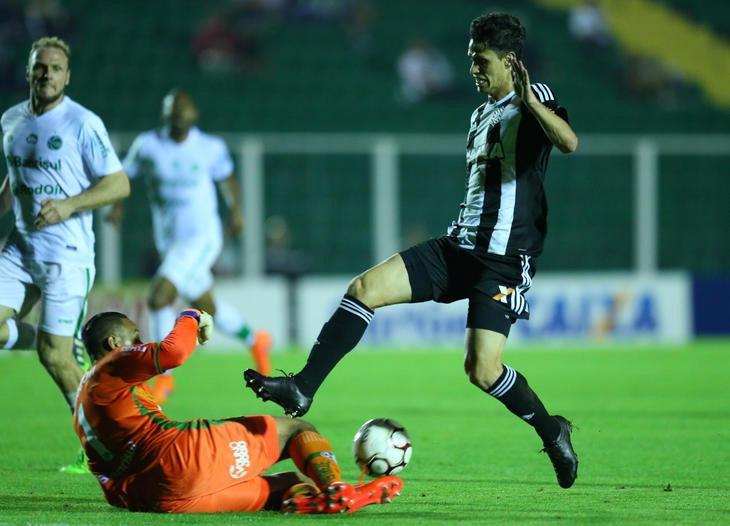 18ª rodada da Série B do Campeonato Brasileiro. O Juventude encara o Figueira no estádio Orlando Scarpelli, em Florianópolis.