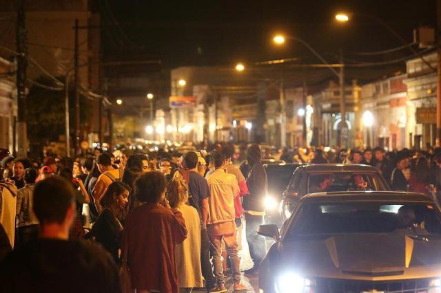 Cidade Baixa: vereadores propõem que Judiciário acompanhe fiscalização em bares e restaurantes André Feltes/Especial