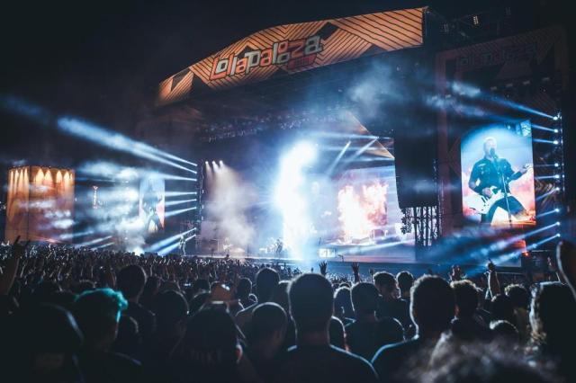 Lollapalooza anuncia valores e data para a compra de ingressos da edição de 2018 M. Rossi/Divulgação