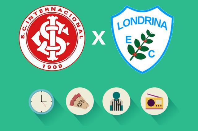 Inter x Londrina: tudo o que você precisa saber para acompanhar a partida Arte ZH/