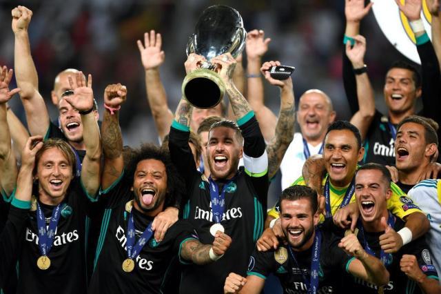 Resultado de imagem para Supercopa da Europa