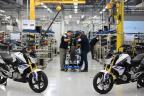 A nova motocicleta BMW G 310 R chega aos concessionários BMW Divulgação/