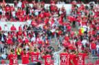 Inter faz promoção de Dia dos Pais para jogo contra o Londrina Félix Zucco/Agencia RBS