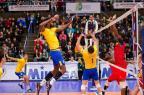 Brasil vence a Colômbia e avança à semifinal do Sul-Americano de Vôlei CBV/Divulgação