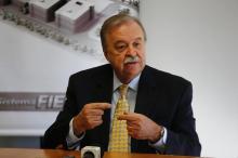 """""""A população não suporta mais impostos"""", diz presidente da Fiergs Robinson Estrásulas/Agencia RBS"""