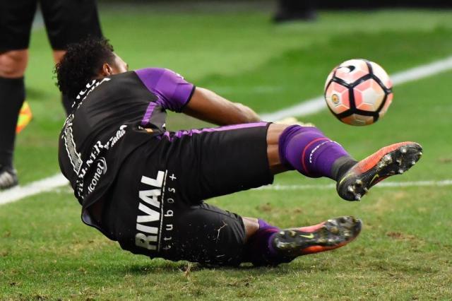 Palmeiras perde para o Barcelona-EQU nos pênaltis e sai da Libertadores Nelson Almeida/AFP