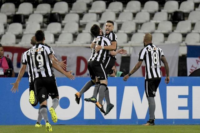 Botafogo elimina o Nacional e será o adversário do Grêmio nas quartas de final da Libertadores ALEXANDRE LOUREIRO/INOVAFOTO/ESTADÃO CONTEÚDO