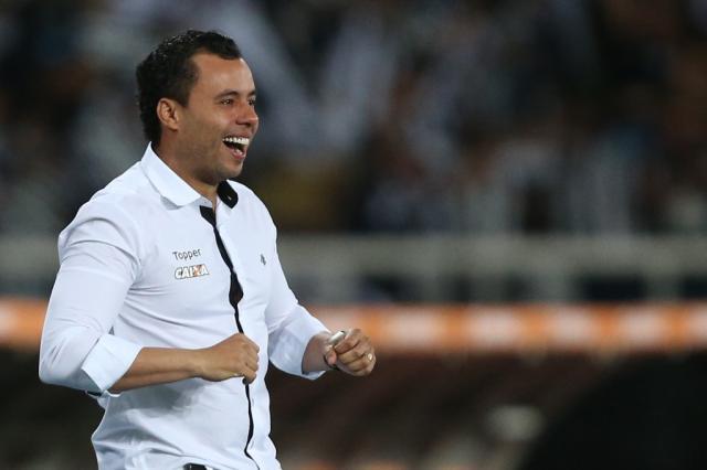 """De olho em duelo pela Libertadores contra o Grêmio, Jair Ventura diz: """"É o melhor time do Brasil"""" Vitor Silva / SSPress / Botafogo/SSPress / Botafogo"""