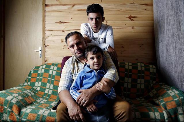 A grandeza de ser pai: as histórias de homens que se desdobram para criar os filhos sozinhos Mateus Bruxel/Agencia RBS
