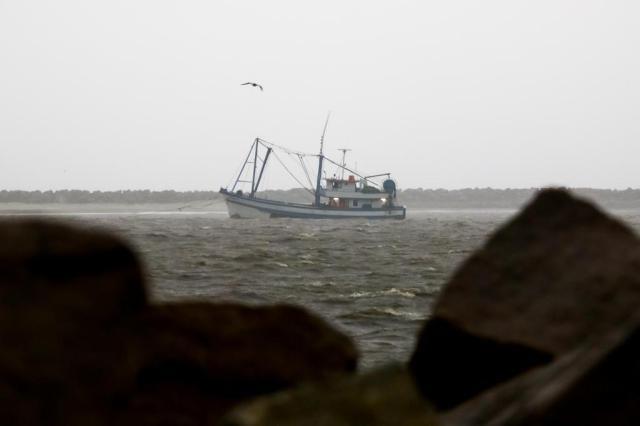 FOTOS:Ressaca provoca ondas de até quatro metros no litoral gaúcho Fabio Gomes/Especial