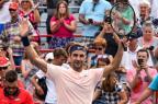 Federer avança sem sustos à semifinal de Montreal Minas Panagiotakis/Getty Images,AFP