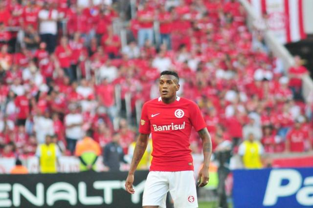 """Edenilson: """"Meu sonho é ser reconhecido pelo que fiz no Inter"""" Marcelo Campos / MS+SPORTS/Divulgação"""