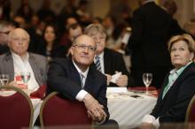 Alckmin assume discurso de candidato à Presidência Félix Zucco/Agencia RBS