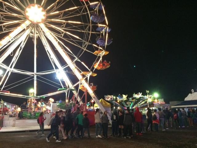 Em dia de solidariedade, 7,5 mil pessoas recebem ingressos em parque de diversões na Capital Júlia Soares / Agência RBS/Agência RBS