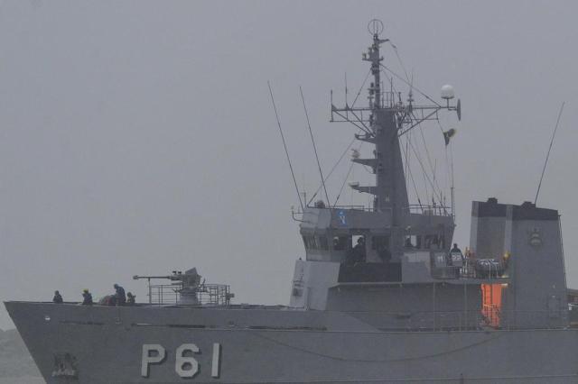 Como é feita a operação de buscas ao barco desaparecido em Rio Grande Lauro Alves/Agência RBS