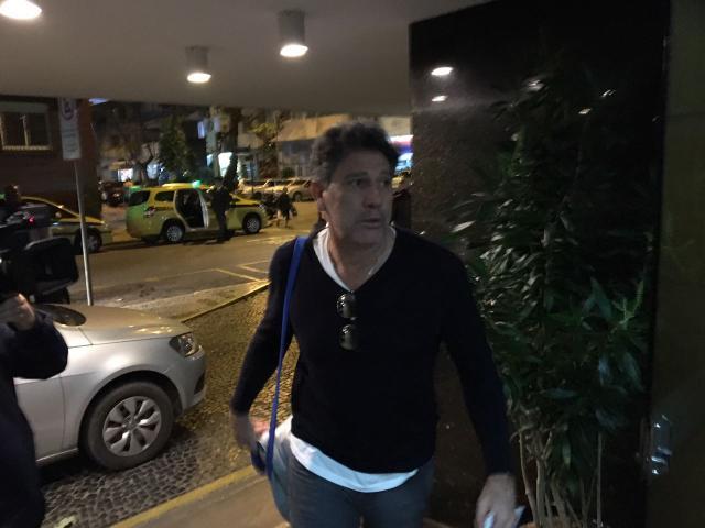 Com reservas, Grêmio desembarca no Rio para prévia de confrontos com o Botafogo pela Libertadores Leonardo Acosta / Agência RBS/Agência RBS