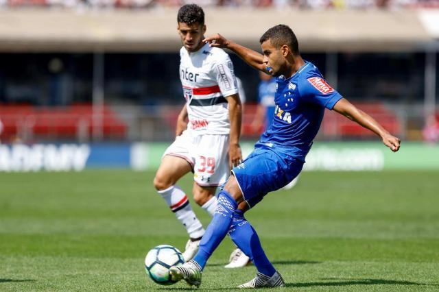Em novo jogo com recorde de público no Morumbi, São Paulo vence Cruzeiro e respira Marcello Zambrana/Light Press/Cruzeiro