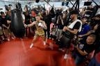 Caju Freitas: 1 bilhão de reais para McGregor (Ethan Miller/AFP)