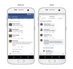 Conheça o novo visual do Facebook (Divulgação / Facebook/Facebook)