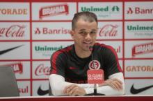 Depois do que disse D'Alessandro, a gente entende a razão que faz dele capitão do Inter por tanto tempo André Ávila/Agencia RBS