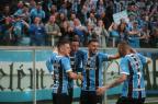 Com gol de Barrios, Grêmio vence o Cruzeiro e larga em vantagem na semifinal da Copa do Brasil André ¿?vila / Agência RBS/Agência RBS