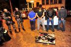 Polícia prendesuspeitos de assassinarem dono de padaria em Caxias do Sul Porthus Junior/Agencia RBS