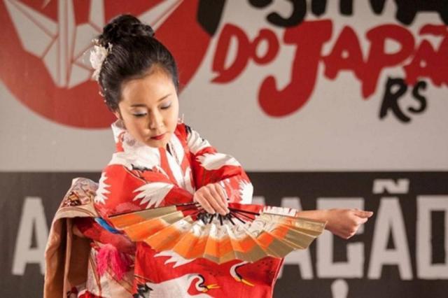 Festival do Japão, Finais de Semana na Iberê e outras feiras e eventos para curtir no fim de semana Divulgação/Divulgação