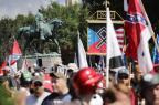 Atos em Charlottesville mostram a cara do ódio racial americano Chip Somodevilla/GETTY IMAGES NORTH AMERICA