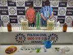 Polícia Civil fecha laboratório de lança-perfume em São Leopoldo Polícia Civil /Divulgação