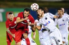 Damião comprova que a função de um centroavante não é só fazer gols Ricardo Duarte/Sport Club Internacional