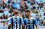 """Bressan agradece o apoio da torcida na Arena: """"Os aplausos motivam muito"""" Mateus Bruxel/Agencia RBS"""