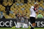 Valdívia marca para o Atlético-MG, mas Fluminense vence no Maracanã NELSON PEREZ/FLUMINENSE