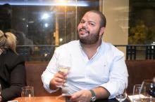 Nelson Quinto comemora aniversário com festas doRed Carpet Weekend, em Gramado Pedro Marocco/Divulgação