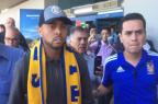 Rafael Carioca chega no México para assinar com o Tigres Divulgação/Twitter/