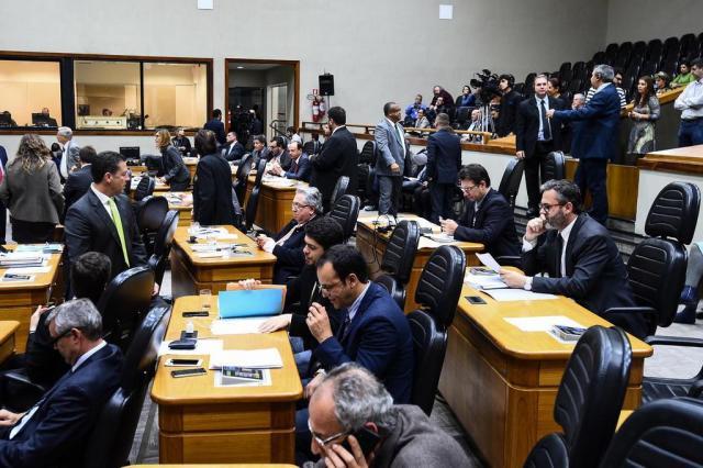 23 vereadores assinam emenda que mantém isenção de IPTU a clubes de Porto Alegre Ederson Nunes/Divulgação/Câmara Municipal
